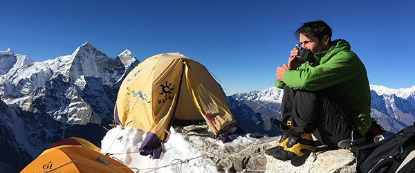 ama dablam camp 2 jason bailey